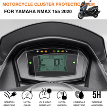 Motorcycle Cluster Scratch Protection Film Screen Protector For 2020 Yamaha Nmax 155 N-max Nmax155