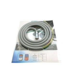Image 2 - Dental 6 Hole Tubing Tube Silicone Hose for High Speed Fiber Optic LED Handpiece