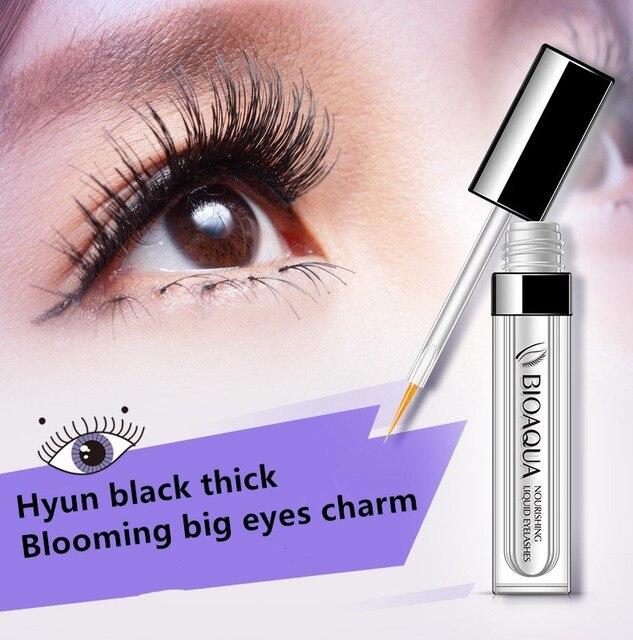 Eyelash Growth Treatments Makeup Eyelash Enhancer 7 Days Longer Thicker Eyelashes Eyes Care Eyelash Enhancer 1