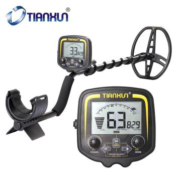 TIANXUN TX-850 Professional Metal Detector Underground Depth 2.5m Scanner Search Finder Gold Detector Treasure Hunter Pinpointer