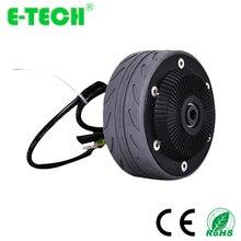 BLDC 4-дюймовый 24 в 36 В 200 Вт колесо электродвигателя