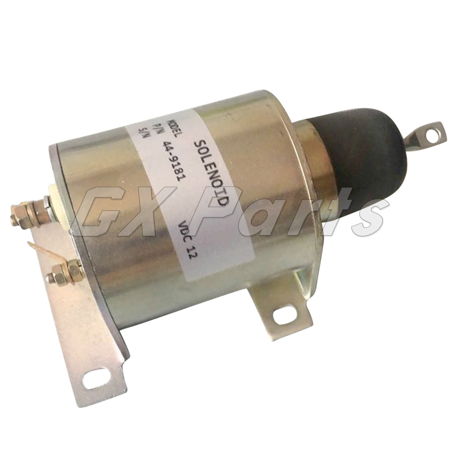 44-918 449181 41-1566 12V Fuel Stop Solenoid For Thermo King TS200 TS300 SL400 SL100 SL200 Engine M-44-9181