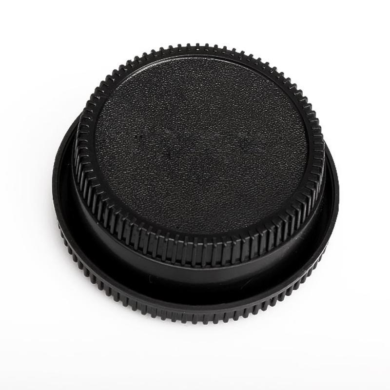 Задняя крышка объектива Крышка корпуса для всех Nikon AF AF-S DSLR SLR объектив Пылезащитная камера