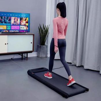 Selfree uevo-caminadora inteligente U1, máquina Ultra delgada para hacer ejercicio en interiores, equipo de gimnasio con pantalla LED y Control remoto