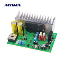 AIYIMA STK401 Audio Amplifier Board Amp 140W*2 HIFI 2.0 Channel High Power Amplifier AC24 28V Home Theater Diy