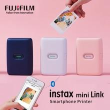 طابعة جديدة من Fujifilm Instax Mini Link طباعة مسجلة من طباعة تحكم حركة الفيديو معًا في وضع المرح