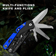 New Multitools Wire Cutter Pliers Multifunctional Tool Camping Survival Hunting Folding Multitool Knife Cutting Plier Alicates outdoor multifunction knife pliers multitool multifunctional tool combination pliers multitool survival multifunctional plier