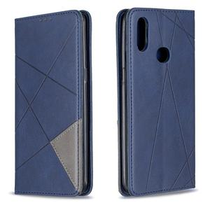 For Samsung Galaxy A70 50S 30S 20S 10S 20e 10e 50 40 30 20 10 A750 A7 J4 J6 Plus Prime Leather Grid Splice Flip Phone Case Cover(China)