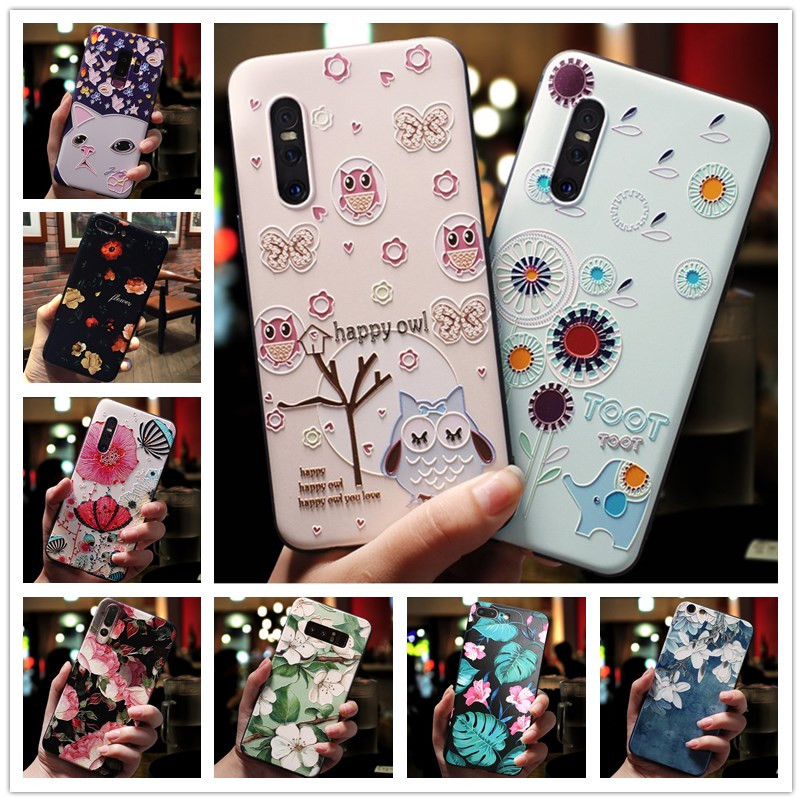 For <font><b>OPPO</b></font> <font><b>A37</b></font> <font><b>Case</b></font> 3D Flower Silicone Emboss Phone Cover For <font><b>OPPO</b></font> RX17 Neo A77 A83 A71 A5 A3 RX17 Pro r7 r11 plus a3s a5s <font><b>CASES</b></font> image