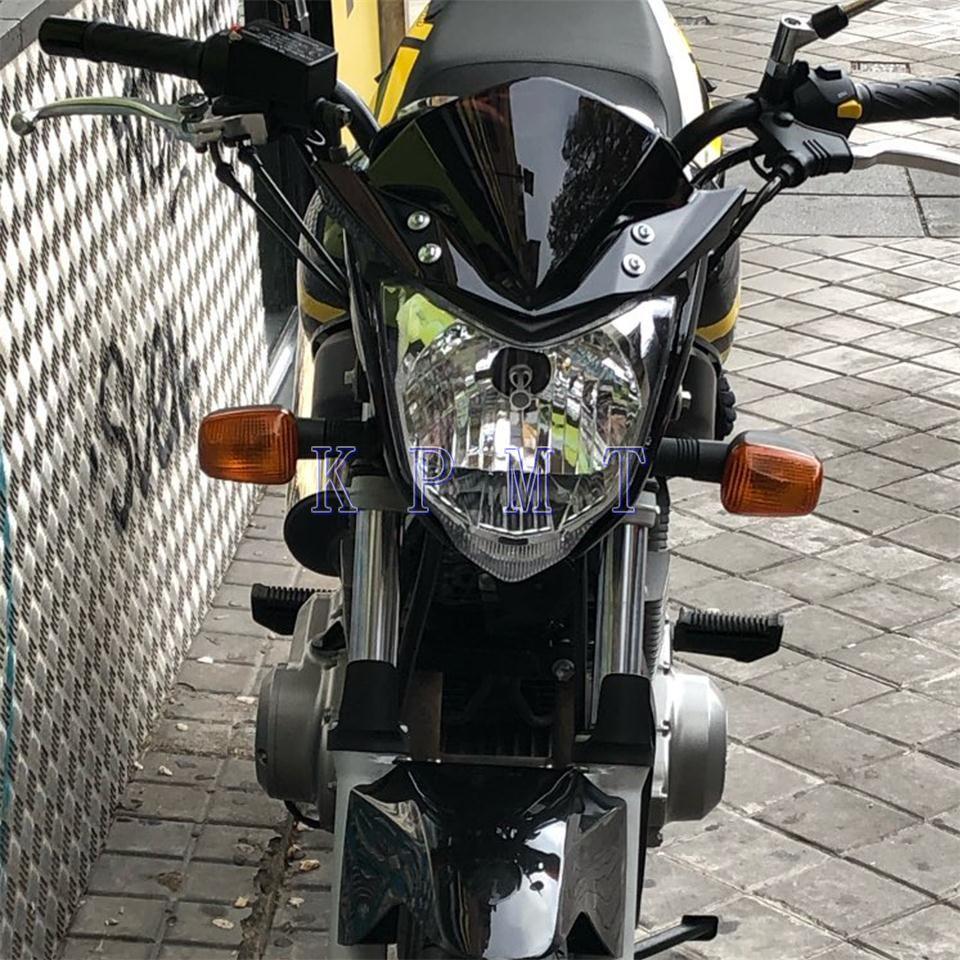 Ветровое стекло для мотоцикла 2014 2015 2016 2017 2018 Yamaha FZ16 Fi V2.0 FZ 16 FZ-S FZS S 150
