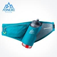 AONIJIE – ceinture d'hydratation pour Marathon, Jogging, cyclisme, course à pied, sac banane, support de téléphone pour bouteille d'eau de 600ml, E849