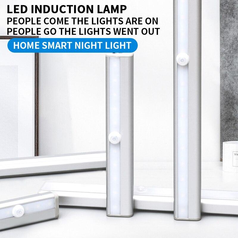 6 10 Leds Pir Led Motion Sensor Light