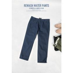 SIMWOOD 2019 casual Pantaloni Uomini Pantaloni Lunghi di Modo Diritto Dimagrisce autunno Pantaloni Maschili di Alta Qualità di Marca di Abbigliamento 4 Colori 180613