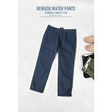 Мужские длинные прямые брюки SIMWOOD, демисезонные штаны 4 цветов, 2019, повседневные брюки облегающего силуэта, 180613