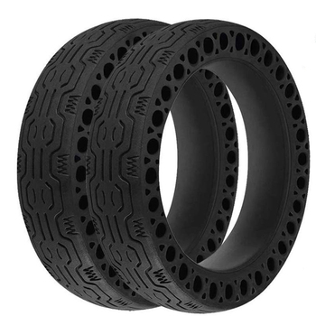 8.5 Inch Tires Tubeless Solid Tyres for Xiaomi M365 /Pro Electric Scooter Parts Mi Rubber Explosion-Proof Honeycomb Wheels
