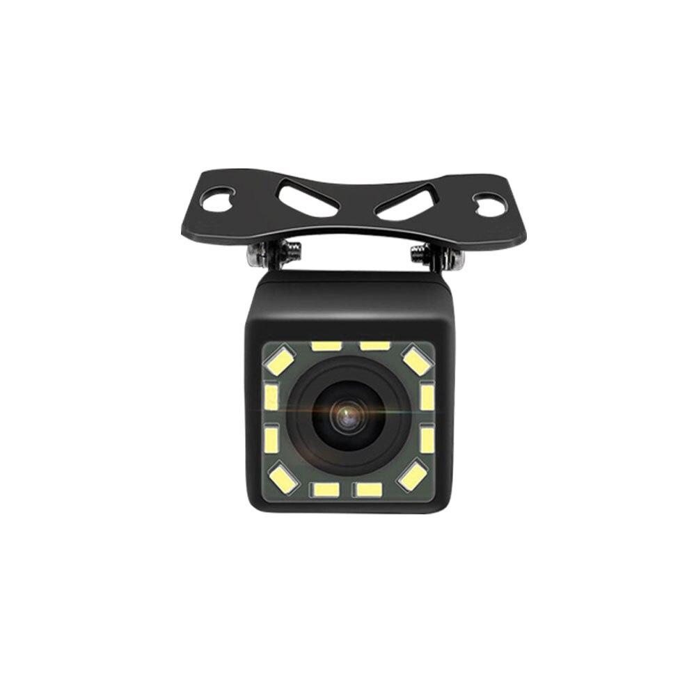 Универсальный авто RCA AV кабель жгут проводов для автомобиля заднего вида камеры парковки 6 м видео удлинитель - Название цвета: WG12LED-no6M