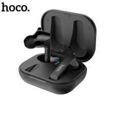HOCO TWS sans fil Bluetooth écouteur 5.0 contrôle tactile Intelligent sans fil TWS écouteurs 3D stéréo basse jeu Sport casque