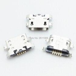 Micro USB 5pin Тяжелая пластина 1,28 мм 1,27 плоский рот без закручивания разъем для lenovo мобильный телефон Mini USB Jack 100 шт.