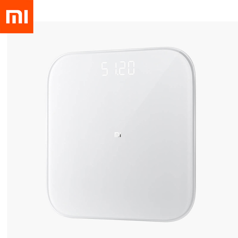 Original Xiaomi Mi Smart Weight Scale 2 Health Weight Scale 2 Bluetooth 5 Digital Scale Support Android 4.3 iOS 9 Mifit APP 1