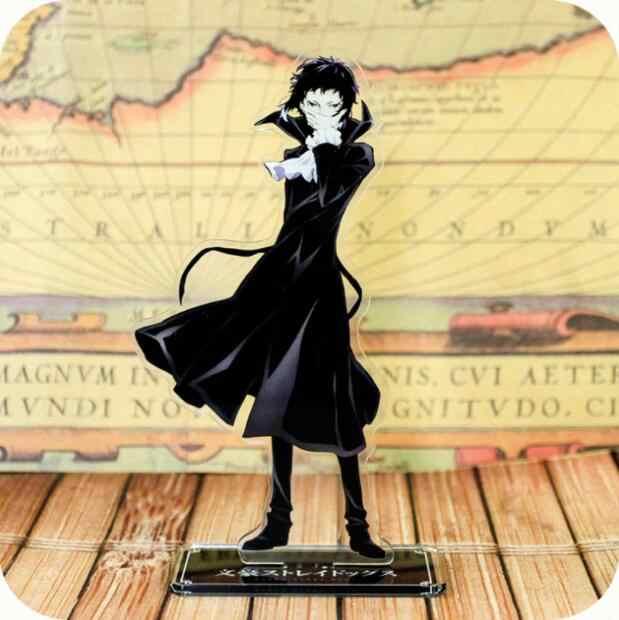 Anime Albedo Action Figure Cosplay Acrylic Stand Gambar 4440 Meja Stand Sosok Anak-anak Koleksi Mainan