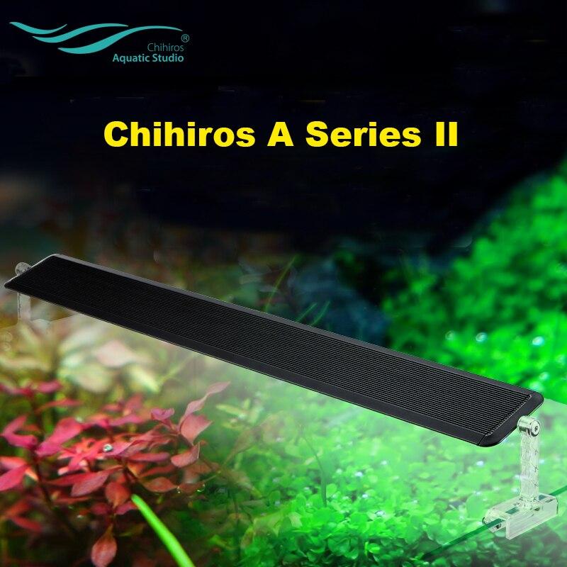 Chihiros a ii série aquário de água doce plantado tanque luz led a ii 301-a ii 1201