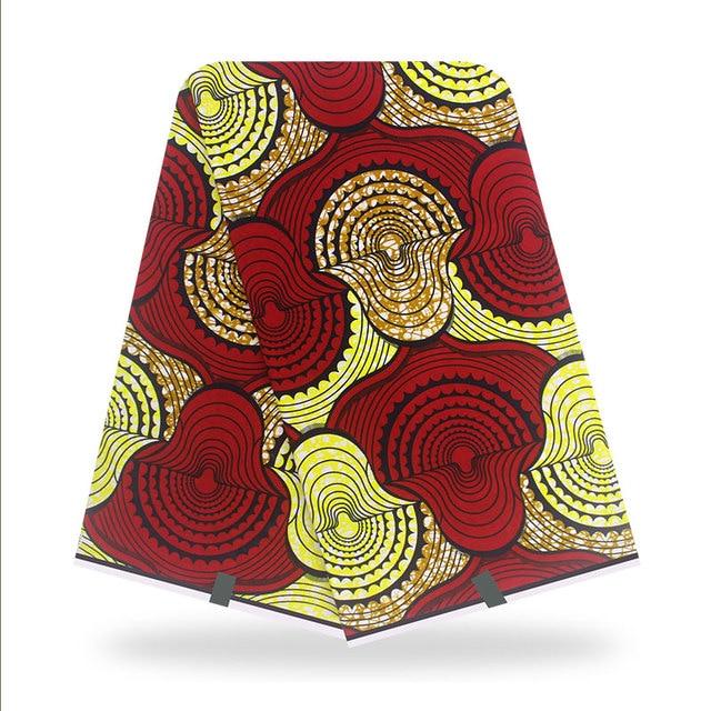 Купить анкара африканский принты реальный воск платье выш diy материал картинки