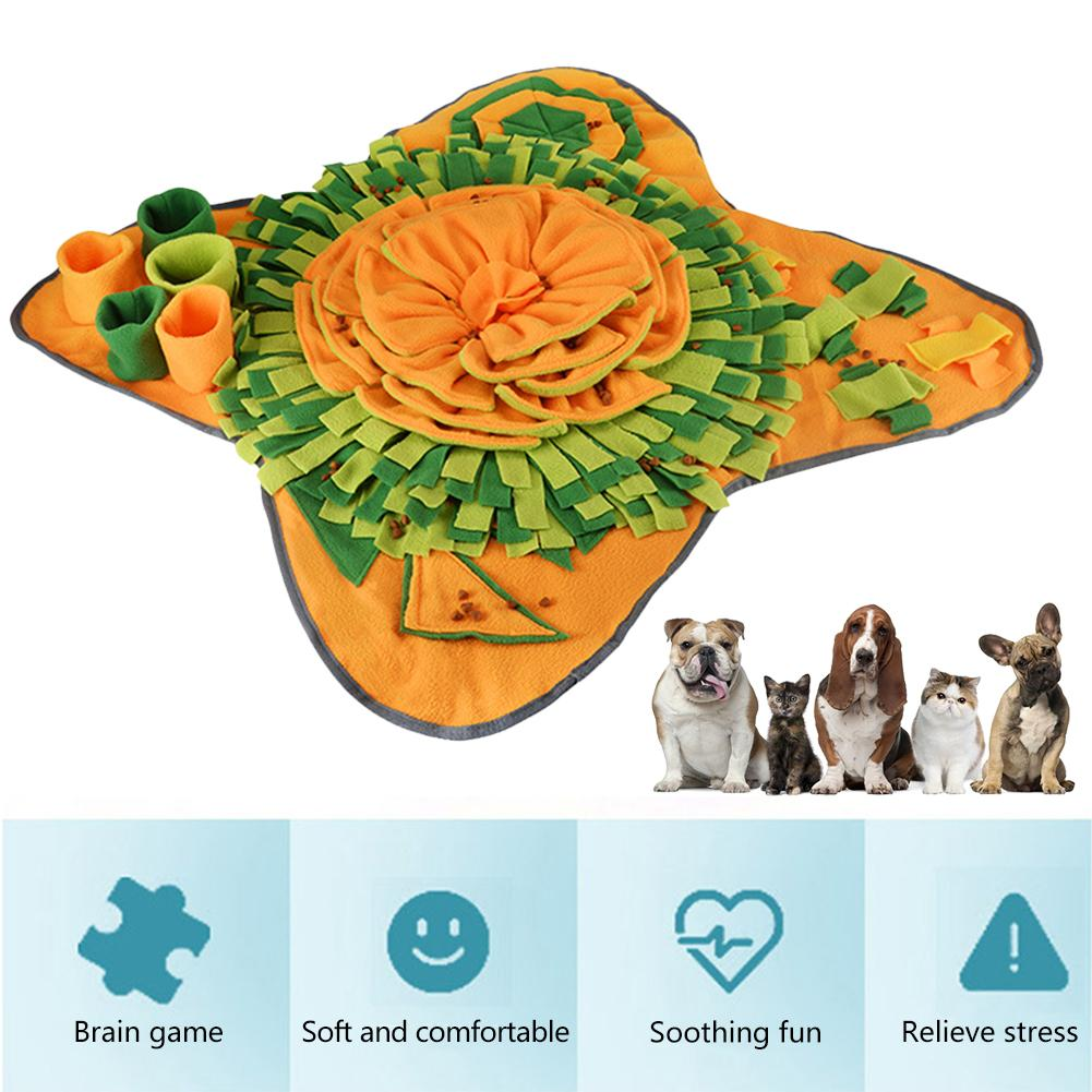 washable snuffle mat