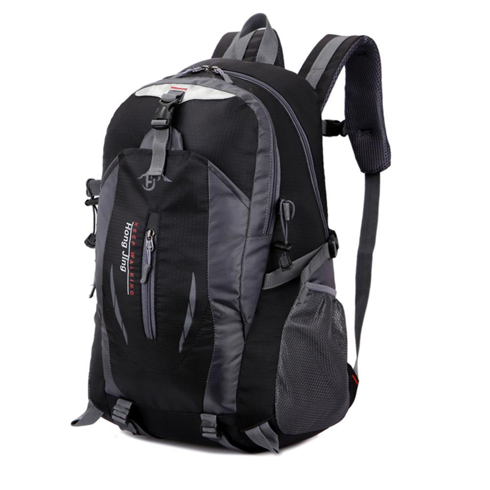 Рюкзак унисекс, водонепроницаемый, для мужчин и женщин sport bag climbing baghiking bag   АлиЭкспресс