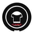 Наклейки cbr 600 rr 3D углеродный вид мотоциклетная наклейка топливная газовая крышка защитные наклейки чехол для Honda CBR600RR CBR 600RR 2003-2016