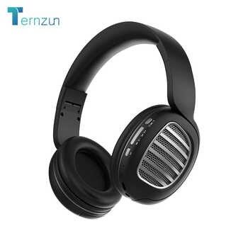 Batería 500mAh Auriculares inalámbricos con Bluetooth 5,0 auriculares estéreo plegables para juegos con micrófono compatible con TF / FM