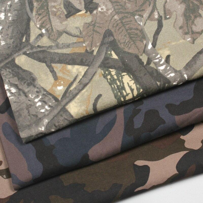 Камуфляжная Толстая хлопковая куртка ткань Мужская и Женская рабочая одежда Повседневная куртка ткань|Ткань|   | АлиЭкспресс