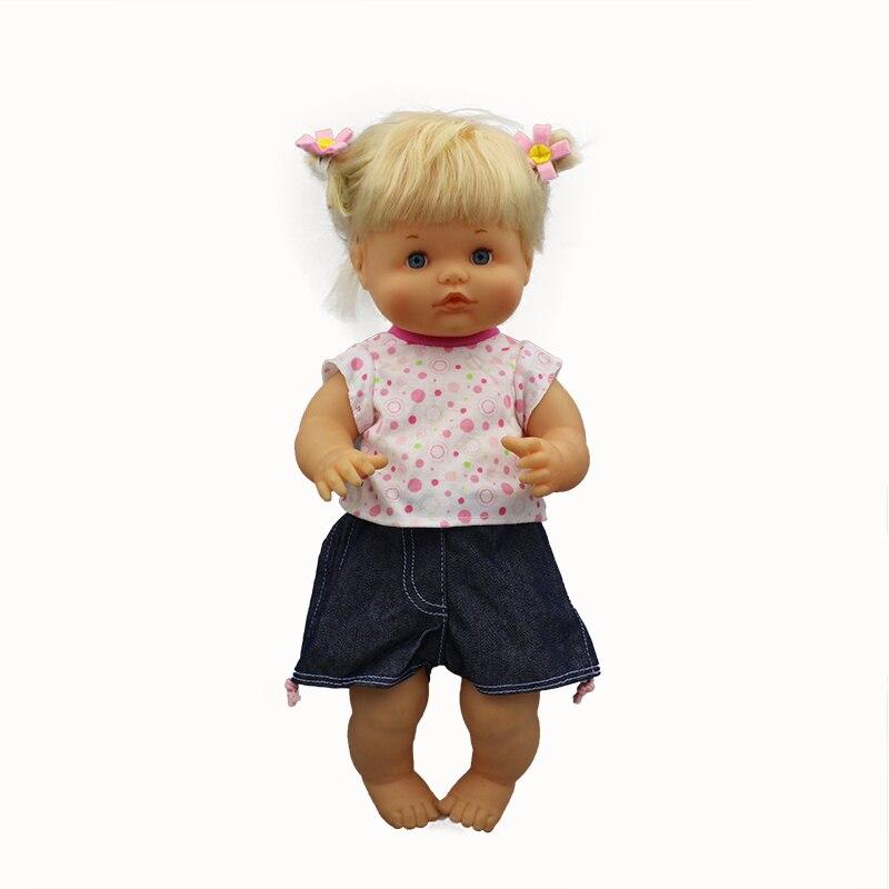 Short Suit Clothes Fit 42 Cm Nenuco Doll Nenuco Y Su Hermanita Doll Accessories