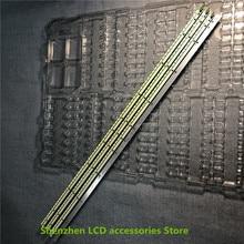 5 ชิ้น/ล็อต LED Strip 6922L 0083A 6916L 1291A สำหรับ KDL 50R550A KDL 50R556A LC500EUD (FF) (F3) 72 LEDs 620 มม.100% ใหม่