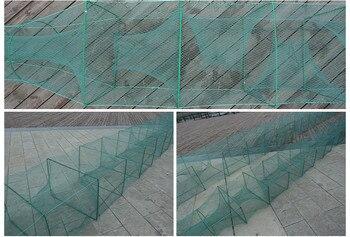 Amazing No.1 Nylon Fishing Nets Multifunctional Portable Fishing Accessories cb5feb1b7314637725a2e7: A|B