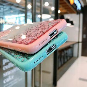 Image 4 - For OPPO Realme 7 Pro 7i 6i Case Hard Transparent Gradient glitter protective Back Cover Case For OPPO Realme 5 Pro 5i 5S 7PRO