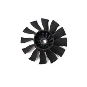 Image 5 - FMS 70mm kanallı Fan EDF Jet 12 bıçakları 3060 KV1900 Motor 6S Pro RC uçak uçak uçak motor gücü sistemi 2700g baskı