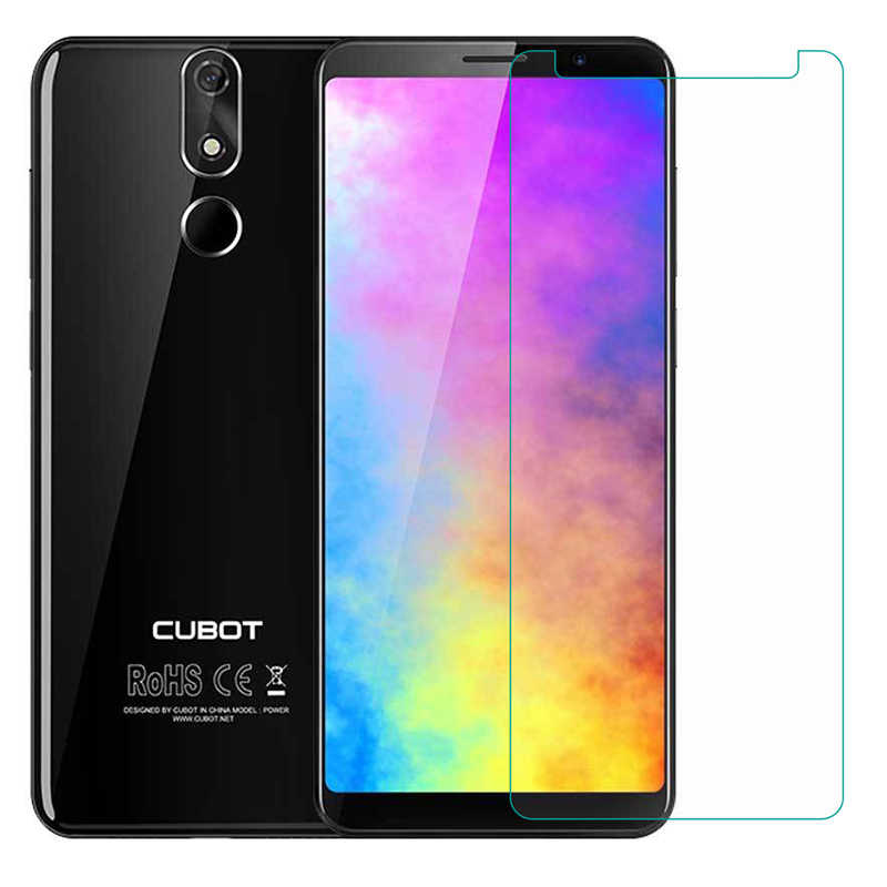 For Cubot Power Glass Anti-Scratch Screen Protective Tempered Glass for Cubot Power  5.99inch Screen Protector Cover Film
