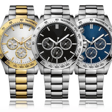 AAA Dial Sport Watches for Men Fashion Chronograph