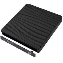 Tipo c + usb 3.0 externo dvd rom caso para 12.7mm sata gabinete para cd dvd rw blu-ray