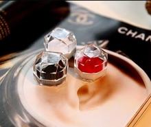5 шт. Прозрачный акрил хранение коробка подарок упаковка дисплей чехол для кольцо ювелирные изделия