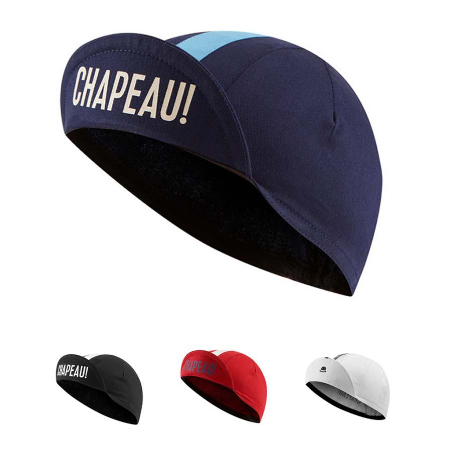 2019 Pro Simple Design Cycling Caps For Women And Men Lightweight Polyester Bike Headwear Gorra Ciclismo Road Bicycles Wear