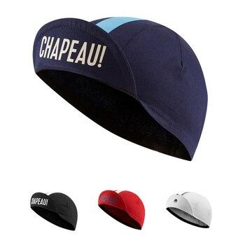2019 Pro Simple conception cyclisme casquettes pour femmes et hommes léger Polyester vélo chapeaux Gorra Ciclismo route vélos usure