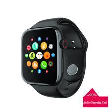 Smart watch Bluetooth call music blood pressure measurement heart rate monitor waterproof SOS