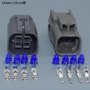 Shhworld 4-контактный автоматический Водонепроницаемый Электрический разъем 58, разъем жгута проводки 7223-1844-40 7122-1844-40