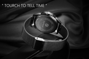 Image 5 - EUTOUR reloj magnético de cuarzo para hombre, resistente al agua, cronógrafo de pulsera, informal, a la moda, saati erkek kol, 2020