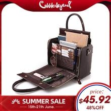 Vintage Bags Cobbler Crossbody