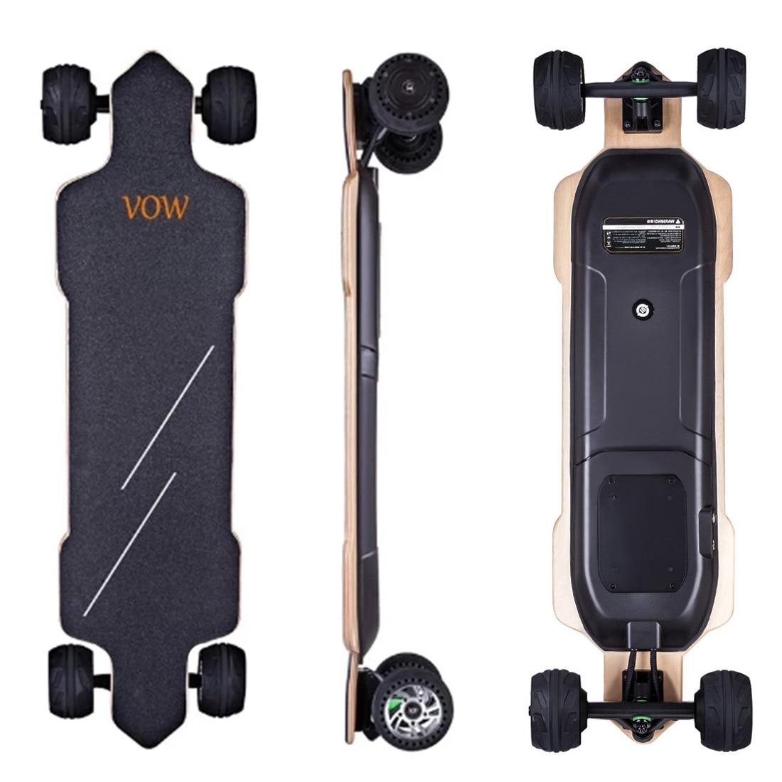 1 PCS Vowboard CT-03 4-Wheel Electric Skateboard - UK Plug/AU Plug/EU Plug/US Plug