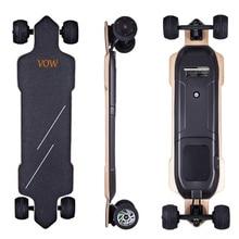 1 PCS Vowboard CT-03 4-Wheel Electric Skateboard – UK Plug/AU Plug/EU Plug/US Plug