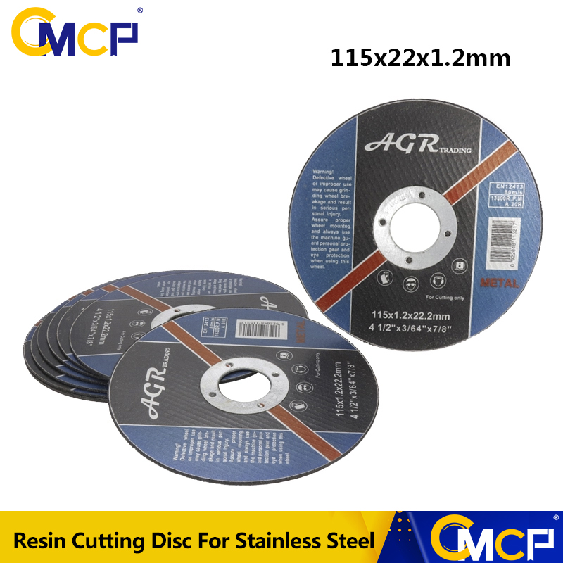 Free Shipping 115x22x1 2mm Stainless Steel Resin Cutting Wheel Disc For Angle Grinder Metal Cut Off Wheel Circular Saw Blade Big Promo Cc9ba Cicig