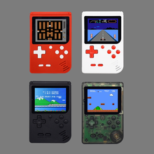 Party Video Game Console 8 Bit Retro Mini Pocket Handheld Game Player Built-in 400 Classic Games Best Gift Party Game Console